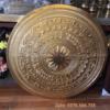 Hoa văn họa tiết của trống đồng Đông Sơn hiện đại