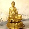 Mẫu tượng đồng Phật A di đà