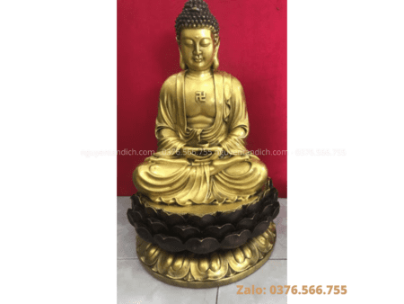 Tượng Phật A Di Đà bằng đồng