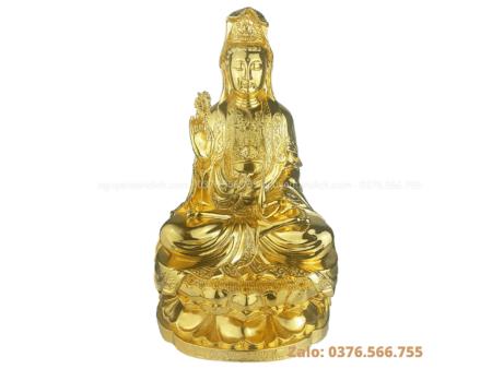 Giá Tượng Phật A di đà bằng đồng