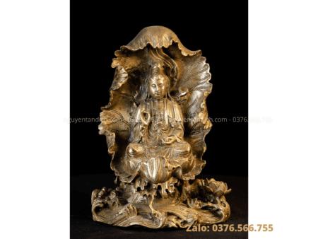 Thờ tượng Phật bà Quan Âm