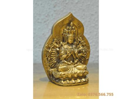 Tượng Phật Bà nghìn mắt nghìn tay cỡ nhỏ