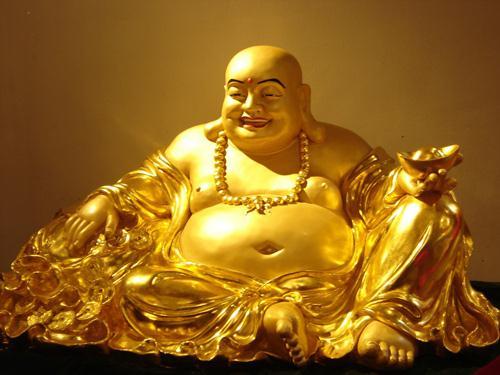 Thờ Phật Di Lặc tại gia