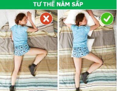 Nằm ngủ với tư thế nào giúp có thể luôn khỏe mạnh